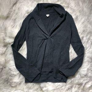 J. Crew | plunge vneck sweater
